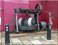 SK3588 : Crushing mill, Kelham Island, Sheffield by Stephen Richards
