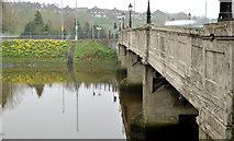 J3471 : The King's Bridge, Belfast - April 2014(2) by Albert Bridge