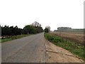 TF8005 : Cley Road at Brake Hill by Adrian S Pye