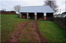 SX8663 : Restored Barn, Marldon by jeff collins
