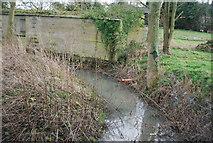 TM1653 : River Fynn by N Chadwick