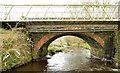 C9425 : River bridge, Ballymoney (April 2014) by Albert Bridge