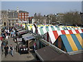 TG2208 : Norwich Market by G Laird