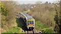 C9425 : Departure from Ballymoney station - April 2014(2) by Albert Bridge