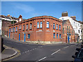 TQ8009 : Former drill hall, Hatherley Road by Oast House Archive