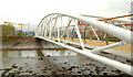 J3675 : The Sam Thompson Bridge, Victoria Park, Belfast - April 2014(2) by Albert Bridge