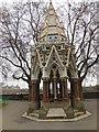 TQ3079 : Buxton Memorial Fountain by Paul Gillett