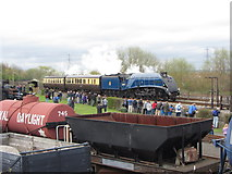 SU5290 : Didcot Railway Centre by Gareth James