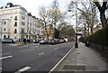 TQ2681 : Sussex Gardens (A4209) by N Chadwick