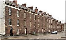 J3372 : Row, University Street, Belfast - April 2014(1) by Albert Bridge