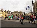 SP5106 : NUT demonstration on Broad Street, Oxford by Stephen Craven