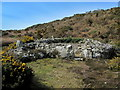 SH2182 : Another Hut Circle on Holyhead Mountain by Chris Heaton