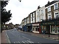 TQ4973 : Bexley High Street by Chris Whippet