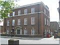 TQ3190 : Bowes Park Telephone Exchange (2) by David Hillas