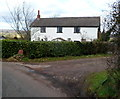 ST4590 : Cherry Orchard Cottage, Five Lanes by Jaggery