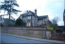 TM1645 : Large detached house, Tuddenham Rd by N Chadwick