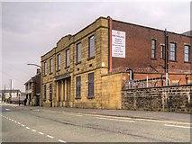 SD8912 : Rochdale Masonic Hall, Richard Street by David Dixon