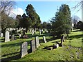 NS4772 : Old Dalnottar Cemetery by Lairich Rig