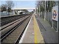TQ3470 : Penge West railway station, Greater London by Nigel Thompson