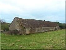 SO9700 : Barn near Coatesfield Bridge by Anthony Parkes