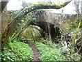SO9700 : Coatesfield Bridge by Anthony Parkes