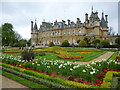 SP7316 : The Parterre at Waddesdon Manor by Richard Humphrey