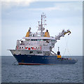 J5082 : The ILV 'Granuaile' in Bangor Bay by Rossographer