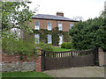 SK7346 : The old Vicarage, Flintham by Alan Murray-Rust