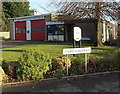 ST8893 : Tetbury Community Fire & Rescue Station by Jaggery