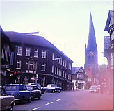 SK3871 : Chesterfield in 1967 by Clint Mann