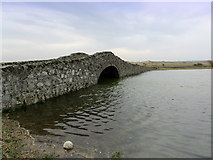SH3568 : Old Packhorse Bridge, Aberffraw by Chris Heaton