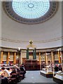SJ8397 : The Great Hall (Reading Room), Manchester Central Library by David Dixon