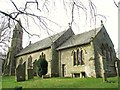 NY8777 : St. Giles Church, Birtley (4) by Mike Quinn