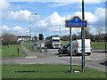NZ1852 : A693 entering Stanley by Trevor Littlewood