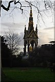 TQ2679 : Albert Memorial by N Chadwick