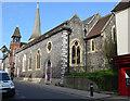 TQ4110 : Church of St Michael-in-Lewes by Julian P Guffogg