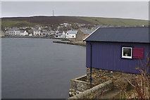 HU4039 : Scalloway Harbour by Stephen McKay