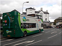 SD4096 : Open-top Lakes Connection bus in Bowness-on-Windermere by Jaggery