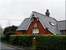 SU7997 : Old school house, Bledlow Ridge by Bikeboy