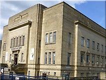 SE1416 : Huddersfield Library and Art Gallery by Raymond Knapman