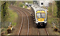 J2868 : Train, Derriaghy (April 2014) by Albert Bridge