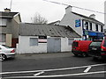 C1611 : The Old Forge, Letterkenny by Kenneth  Allen
