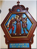 TQ9220 : St Anthony of Padua in Rye: Stations of the Cross (2) by Basher Eyre
