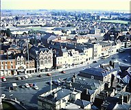 TF3244 : View from  Boston Stump in 1979 by Clint Mann