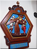TQ9220 : St Anthony of Padua in Rye: Stations of the Cross (5) by Basher Eyre
