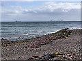 NT3396 : Fife coast near East Wemyss by William Starkey