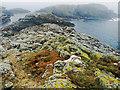 HU6972 : Walking the coast beside  Lamba Stack by Julian Paren