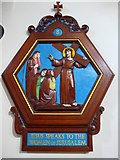 TQ9220 : St Anthony of Padua in Rye: Stations of the Cross (8) by Basher Eyre