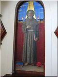 TQ9220 : Inside St Anthony of Padua in Rye (r) by Basher Eyre
