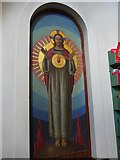 TQ9220 : Inside St Anthony of Padua in Rye (t) by Basher Eyre
